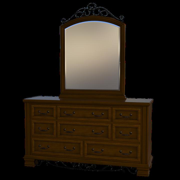 Coiffeuse meuble